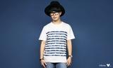 """田邊駿一(BLUE ENCOUNT)、ユニクロのTシャツ・ブランド""""UT""""のキャンペーン""""バンドマンUT部""""に登場!"""