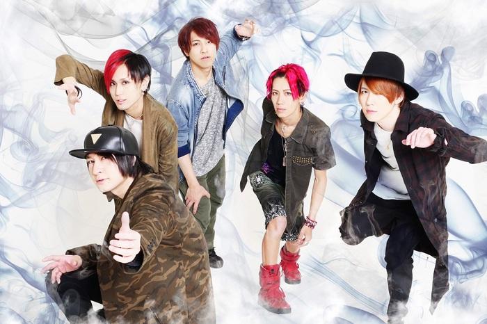 INZ(メガマソ)率いるラウド・ダンス・ロック・バンド Vanity Sicks、6/7にリリースするニュー・ミニ・アルバム『Foretell the Future』の全曲試聴動画公開!