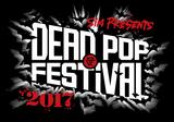 "SiM主催イベント""DEAD POP FESTiVAL 2017""、最終出演アーティストにNAMBA69、MUCC、ロットン、The BONEZ、G4Nら決定! 日割り&ステージ割りも発表!"
