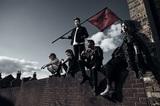 Crossfaith、8/2にニュー・シングル『FREEDOM』リリース決定! JESSE(RIZE/The BONEZ)、Rou(ENTER SHIKARI)ゲスト参加!