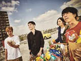 MONOEYES、7/5にリリースする2ndアルバムのタイトル&収録曲発表! ジャケ写も公開!