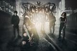 東京発デスコア・バンド INCEPTION OF GENOCIDE、8月より1stミニ・アルバム『Bullseye』リリース・ツアー開催決定!