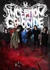 東京発デスコア・バンド INCEPTION OF GENOCIDE、新アー写公開!