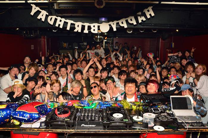 DJダイノジ、浅井博章(FM802)も出演した6/17大阪激ロックDJパーティーのレポートをアップ!今週末は東京、来週末は大阪にて開催!
