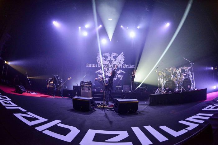"""9mm Parabellum Bullet、昨年中止となった6公演を含むワンマン・ツアー""""BABEL on Life Line""""10月より開催決定!"""