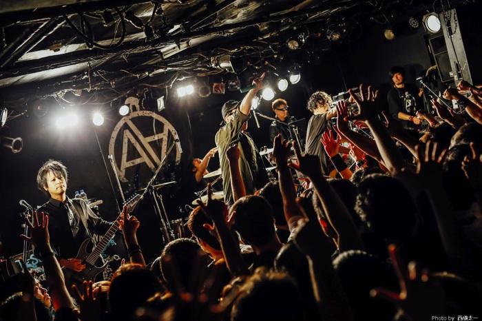 """AA=、秋に東名にて対バン・ライヴ企画""""AA= VERSUS LIVE 〜X-FADER〜""""開催決定!"""