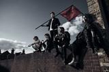 Crossfaith、8/2にリリースするニュー・シングル『FREEDOM』のジャケット公開!