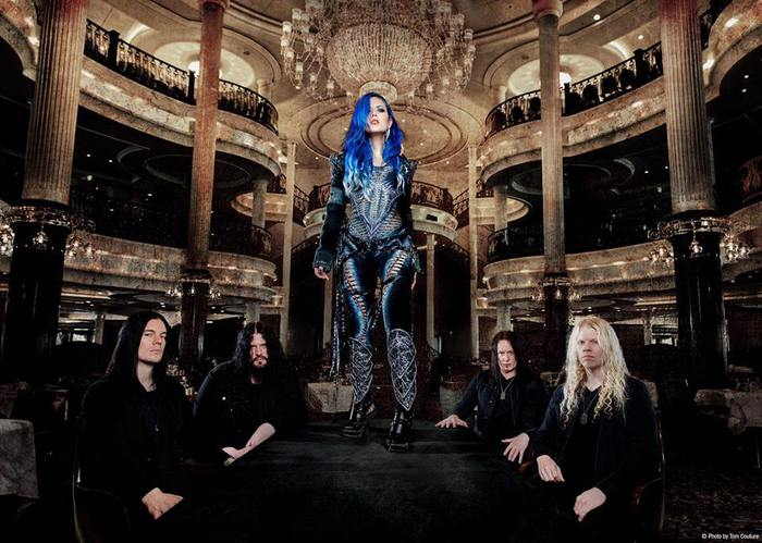 ARCH ENEMY、日本先行リリースの10thアルバム『Will To Power』より「The World Is Yours」MV公開!