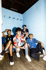 BLUE ENCOUNT、新曲「SUMMER DIVE」をストリーミング限定で8/4より配信決定! 新アー写も公開!