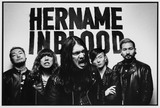 """HER NAME IN BLOOD、8/27に渋谷WWW Xにて開催の自主企画イベント""""KINGDOMS""""ゲスト・バンドにMEANING、GYZEら決定!"""