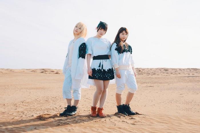 大阪発の3ピース・アイドル・ユニット NEVE SLIDE DOWN、8/30に2ndシングル『Leaving』リリース決定!