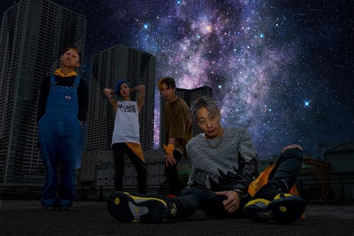 ストリート・カルチャー発ミクスチャー・バンド onepage、バンド初のMV「YellowFlag」公開!