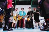 大阪発の超高速スカ・パンク・バンド OVER LIMIT、7/19にリリースするニュー・シングルより表題曲「Calling me」のMV公開!