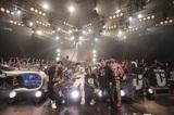 "UVERworld、8/31放送のNHK総合""SONGS""にて男性限定ライヴ""男祭り""の模様をオンエア決定!"