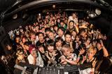 $EIGO(ヒステリックパニック)も出演した7/15東京激ロックDJパーティーのレポートをアップ!次回は8/19東京、8/20名古屋にて開催!
