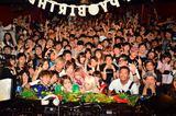 TAKE(FLOW)、ぜんぶ君のせいだ。も出演した7/22大阪激ロックDJパーティー17周年のレポートをアップ!次回は8/19東京、8/20名古屋にて開催!