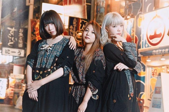 大阪発の3ピース・アイドル・ユニット NEVE SLIDE DOWN、8/30リリースの2ndシングル表題曲「Leaving」MV公開! 新アー写も!