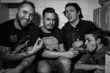 フランス発の4人組ハードコア・パンク・バンド BARE TEETH、10/4にニュー・アルバム『First The Town, Then The World』国内盤リリース決定!