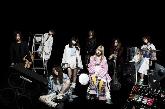 Does It Escape Again×uijin、10/18にスプリットCD『Ceremony of khaos』リリース決定! 東阪にてリリース記念イベントも!