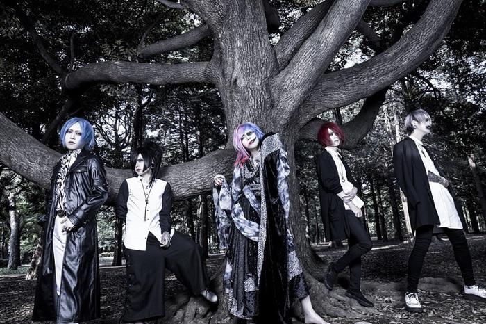 元D.I.D.壱世、元Deviloof竜弥らによる新バンド DIMLIM、本日全国リリースしたミニ・アルバム『VARIOUS』より「「初潮」」のMV公開!