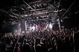 NOCTURNAL BLOODLUST、全国ツアー追加公演を東名阪で開催決定&シングル「Live to Die」配信開始!