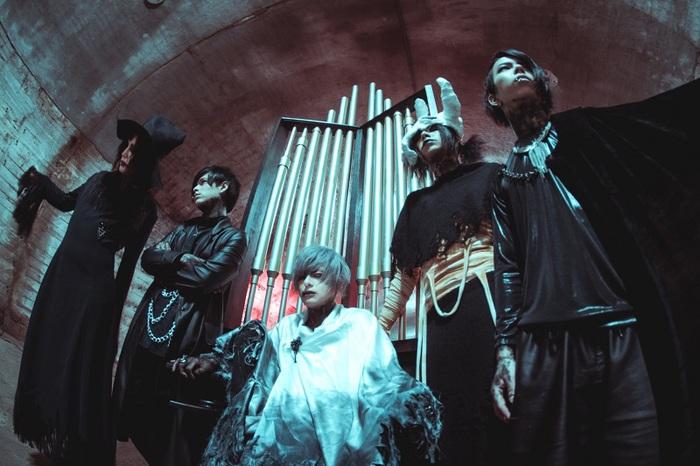 始動1年足らずで驚異的進化を続ける5ピース Sick.、9/13リリースの3rdミニ・アルバム表題曲「PhAntom.」MV&全曲試聴動画公開!