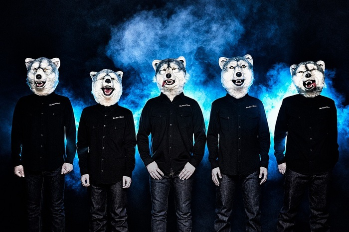 MAN WITH A MISSION、11月より開催の全国ツアー追加公演決定! さいたまスーパーアリーナ公演が2デイズに!
