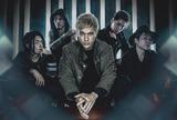 coldrain、10/11にリリースするニュー・アルバム『FATELESS』初回限定盤ライヴCDの収録曲公開!