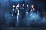 GALNERYUS、9/27にリリースするワーナーミュージック移籍第1弾アルバムの全曲トレーラー映像公開!