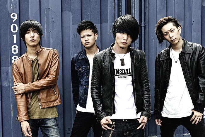 八王子発の4人組 INKYMAP、11/15リリースの2ndフル・アルバム『ASTEROID』詳細発表! 全国ツアー開催も!