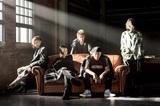 ROTTENGRAFFTY、10/4にリリースするニュー・シングル『70cm四方の窓辺』のインストア・イベント開催決定! 新曲「SHRED」の初オンエアも!