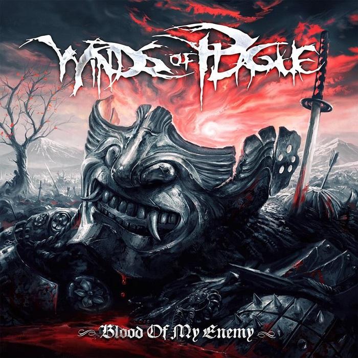 WINDS OF PLAGUE、10月にリリースするニュー・アルバム『Blood Of My Enemy』より「Never Alone」のMV公開!