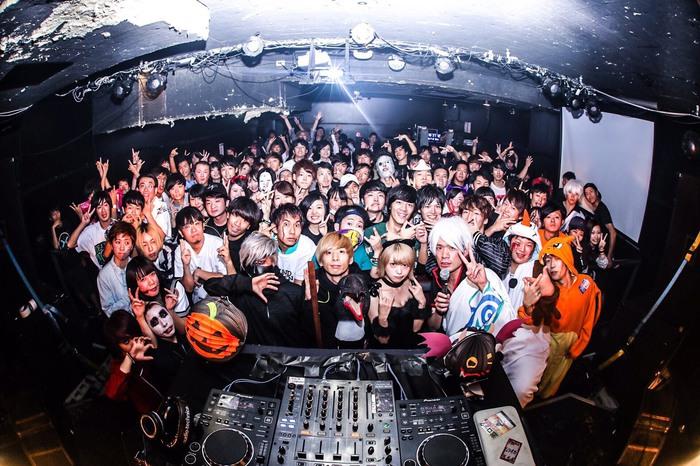 DJギズモ(篠崎こころ)、u-ya(サンエル)も出演!名古屋激ロックDJパーティーは大盛況で終了!次回は12/17(日)16周年記念パーティーとして開催!特典付きのお得な事前予約もスタート!
