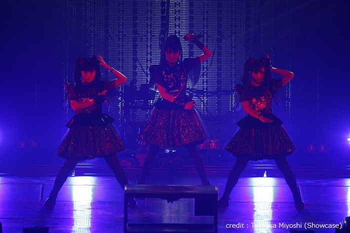 "BABYMETAL、12/2-3に広島グリーンアリーナにて""LEGEND - S - 洗礼の 儀 -""開催決定!"