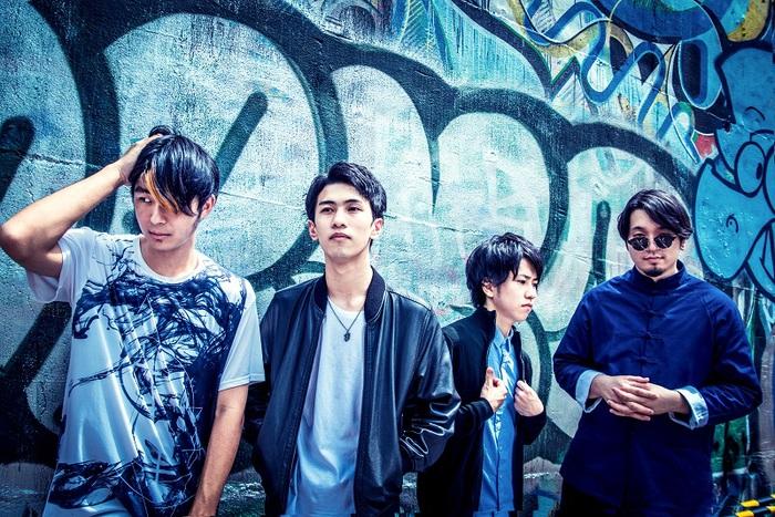 東京発の4人組エモーショナル・ロック・バンド Emily Sugar、新体制初のMV「J」公開!