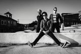 GREEN DAY、11月に世界同時リリースするベスト・アルバム『God's Favorite Band』のトレーラー映像公開!