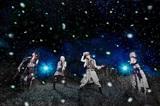 """V系モダン・メタル""を掲げる4人組 JILUKA、10/25リリースのニュー・シングル『Ajna -SgVer-』より「Ajna」のMV公開!"