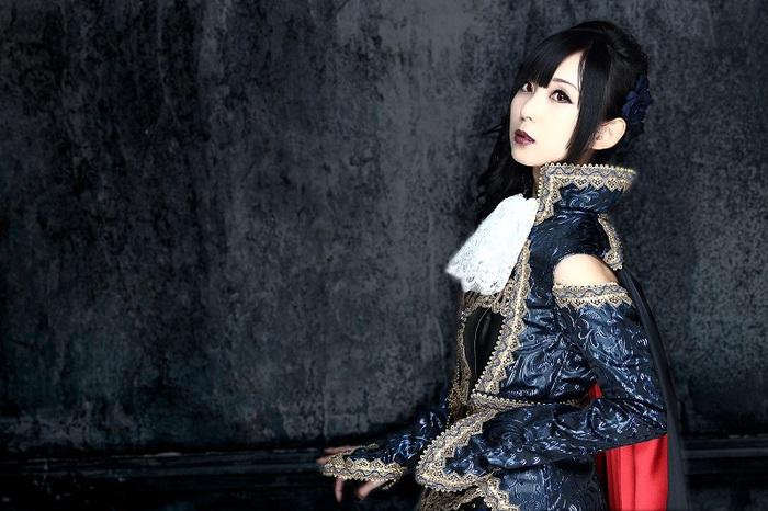 壮大なメタル・ワールドを華麗に舞う歌姫 矢島舞依、3rdミニ・アルバムのリリース決定!
