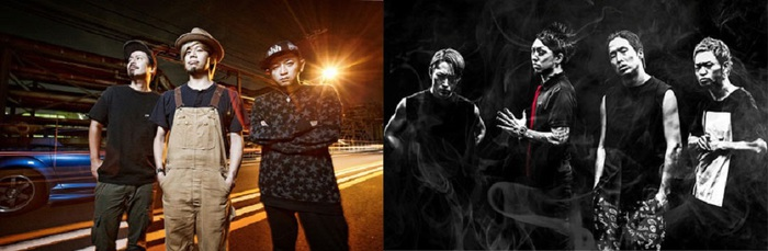 10-FEET&SiM共同開催! 来年2/3にTSUTAYA RECORDS主催、両バンドのリリース記念プレミアム・イベント決定!