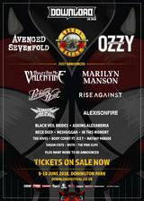 """BABYMETAL、イギリスで開催される世界最大級のロック・フェス""""Download Festival 2018""""に出演決定!"""