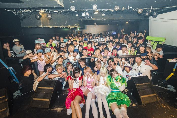 8/20名古屋激ロックDJパーティーのレポートアップ!次回はとも&$EIGO(ヒスパニ)出演!12/17(日)16周年記念パーティー開催!