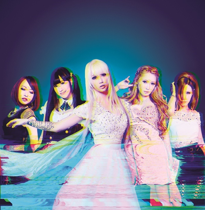 Aldious、11/29リリースのニュー・アルバム『We Are』より「Absolute」ショート・バージョンの音源を5日間限定で無料配信決定!