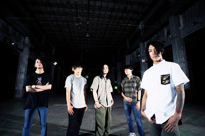 Azami、レコ発ツアーのファイナル・シリーズ追加ゲストにCRYSTAL LAKE、Vision of Fatima決定!