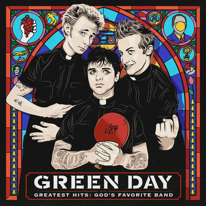 GREEN DAY、ベスト・アルバム『Greatest Hits: God's Favorite Band』より新曲「Back In The USA」のMVメイキング映像公開!