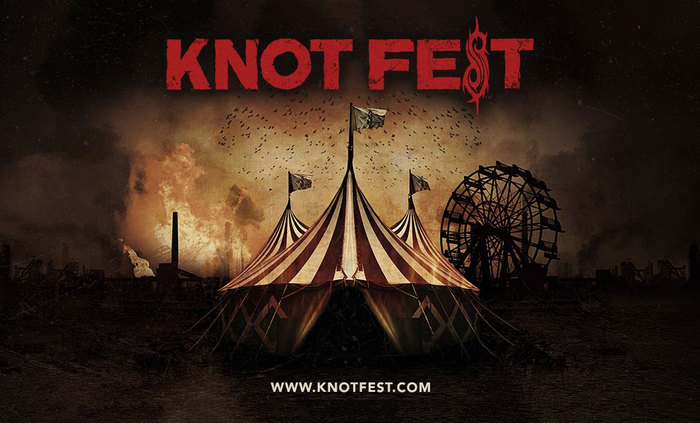 STONE SOUR、MARILYN MANSON、ROB ZOMBIEら出演のKNOTFEST 2017、ダイジェスト・ムービー公開!