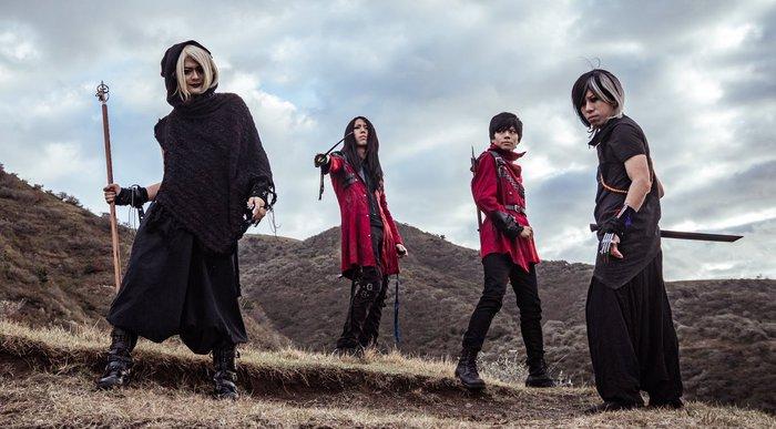 京都発エピカル・メロディック・デス・メタル Nameless One、来年1/24に2nd EP『シャンバラの扉』をリリース決定!