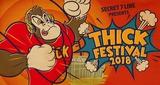 "SECRET 7 LINE主催""THICK FESTIVAL 2018""、第3弾出演バンドにBACK LIFT、ヒスパニ、MEANING、NUBO、RADIOTSらが決定!"