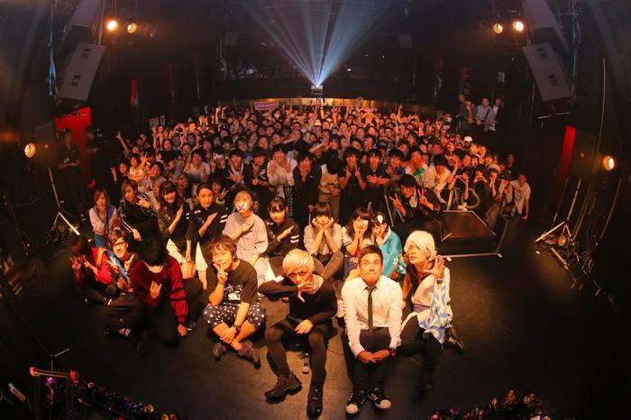 800名を動員!DJピエール中野(凛として時雨)、PassCode、TAKE(FLOW)、DJライブキッズあるある中の人、DJ KYOUKA(夢アド)出演!激ロック17周年記念DJパーティー・ハロウィン・スペシャル@渋谷asiaのレポート第3弾アップ!
