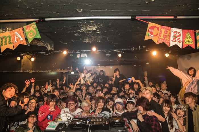 とも&$EIGO(ヒスパニ)、DJ飯の種 aka 赤飯(オメでた)も出演し名古屋激ロックDJパーティー16周年は大盛況で終了!次回は来年2/25(日)!予約もスタート!