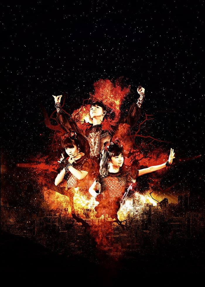 "BABYMETAL、音楽が送れるLINE公式スタンプ""うたんぷ""販売スタート!"